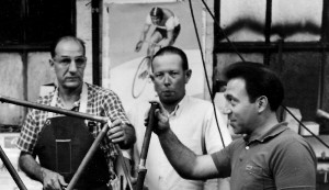 Three key people to developed the classic 1960's Paramount.